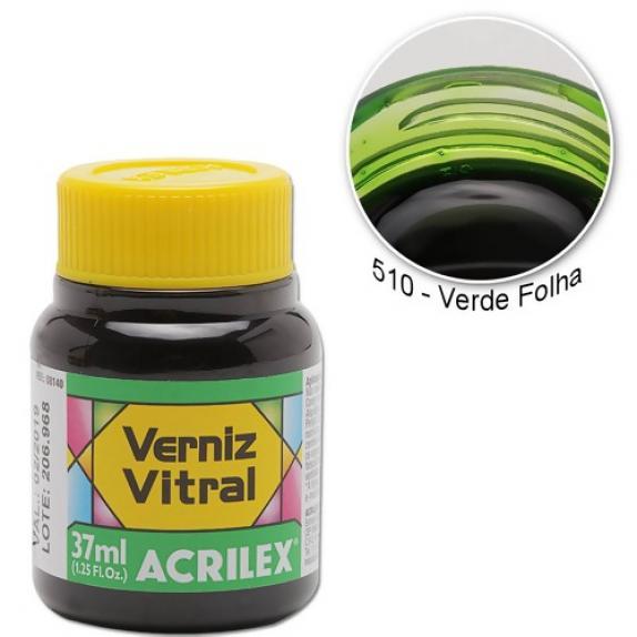 Pigmento Traslucido Acrilex Verde 37ml