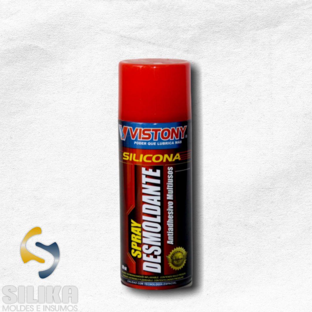 spray desmoldante de silicona vistony