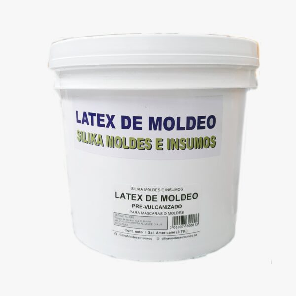 LATEX DE MOLDEO PREVULCANIZADO BALDE