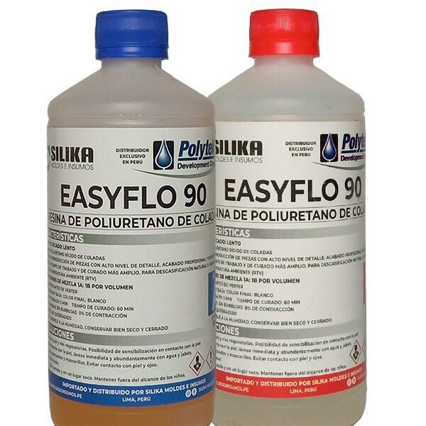 Resina de Poliuretano EASYFLO 90 Set 1000ml