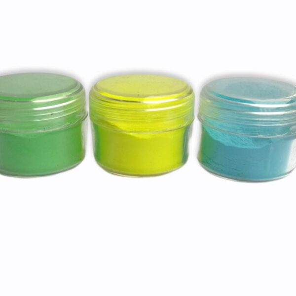 Pigmentos Fotoluminiscentes