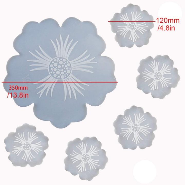 Flores Lisas